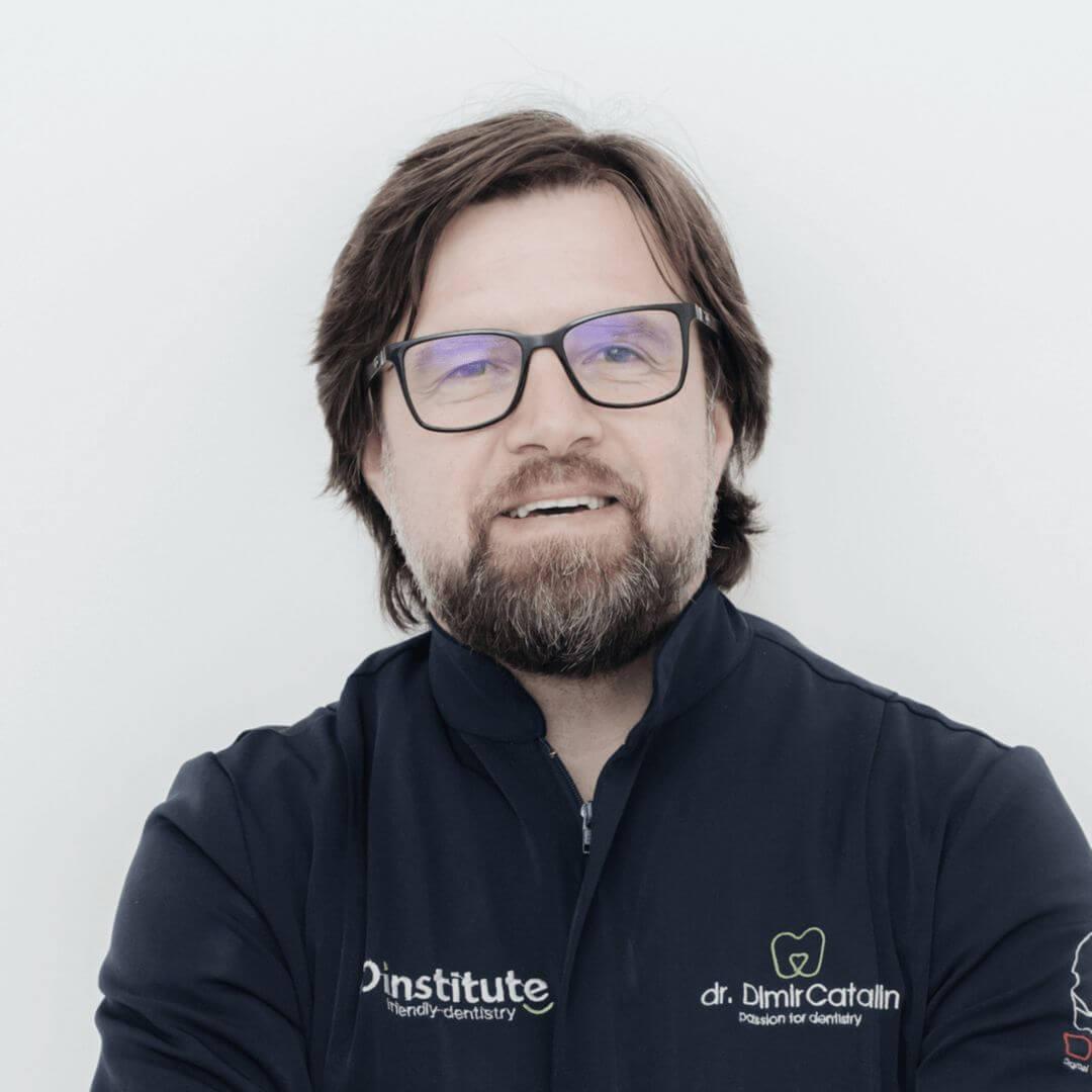 Catalin Dimir, founder Dinstitute